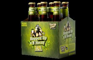 hoppedup